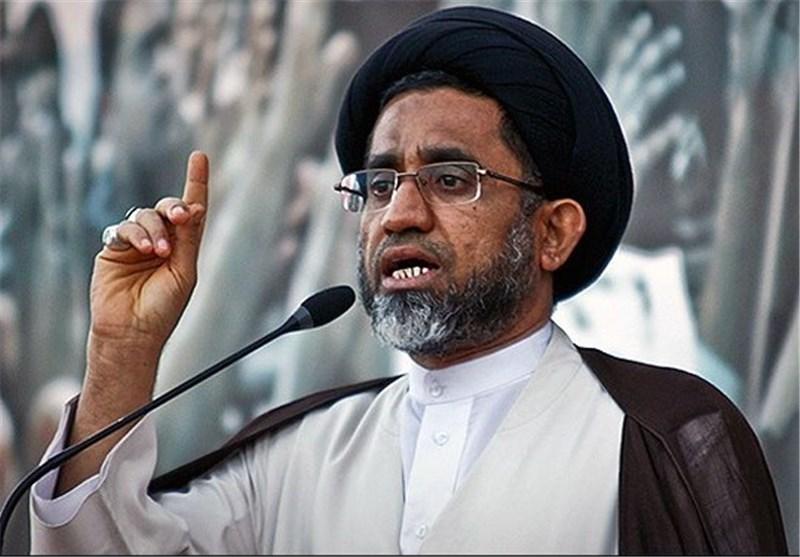 نقل رئیس المجلس الاسلامی العلمائی بالبحرین الى النیابة العامة