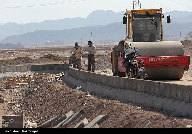 مراسم افتتاح 135 پروژه شهری در قم