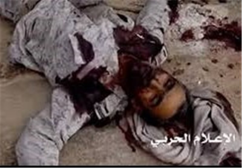 مقتل جندی سعودی