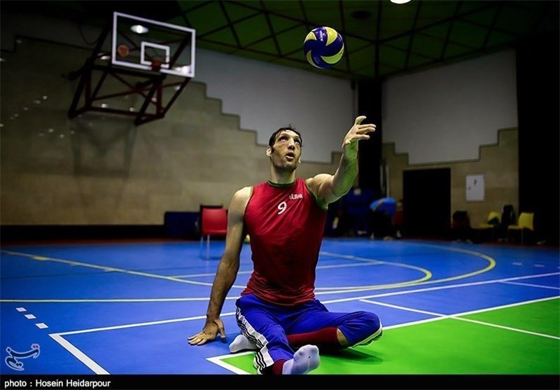 Sitting Volleyball Changed My Life, Morteza Mehrzad Says