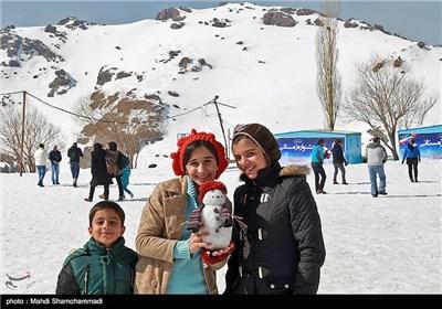 جشنواره زمستانی توچال