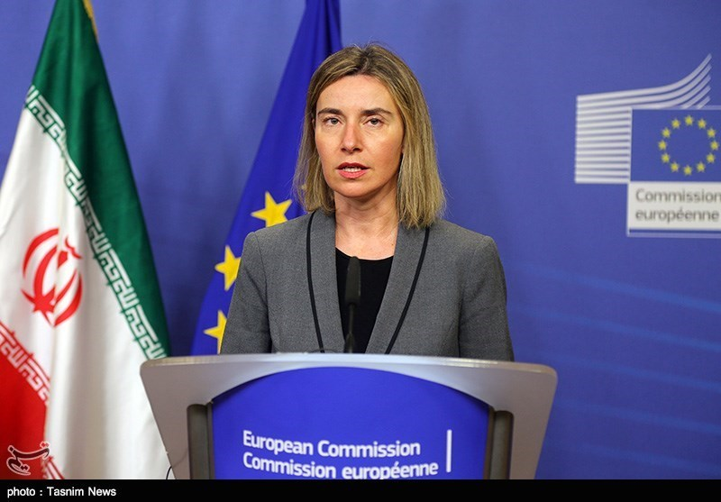 EU Nations, Mogherini Not to Attend Washington's Anti-Iran Summit