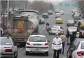 آلودگی هوا پلیس راهور