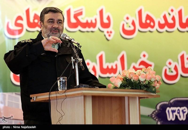 سفر سردار اشتری به مشهد
