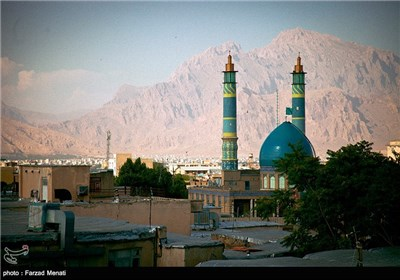 بافت قدیم بازار کرمانشاه