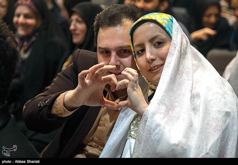 جشن ازدواج 40زوج دانشجوی علمی کاربردی -البرز