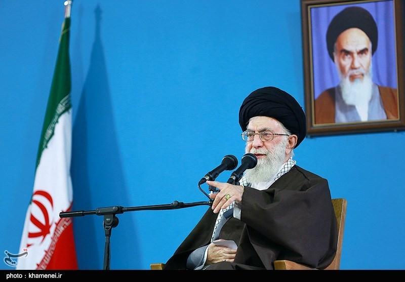 دیدار مردم استان آذربایجانشرقی با مقام معظم رهبری