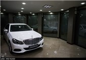 رونمایی از 2 خودرو جدیددر نمایشگاه خودرو اصفهان