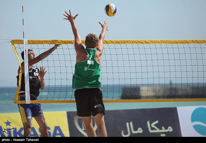 عنوان سومی به تیم ایران «ب» رسید