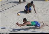 ایران قهرمان دومین مرحله انتخابی والیبال ساحلی المپیک 2016 شد