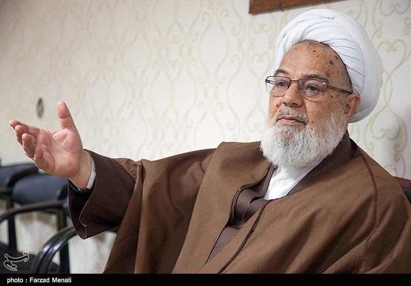 نشست آیت الله ممدوحی در کرمانشاه
