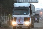 Aid Convoy Reaches Syria's Deir Ez-Zor after Three-Year Siege