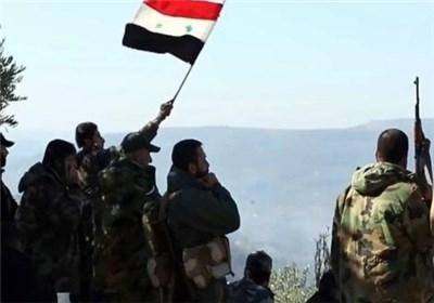 """الجیش السوری یحرر بلدة """"الکوم"""" بریف حمص ویواصل عملیاته باتجاه """"السخنة"""""""