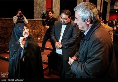 گفتوگوی همسر شهید مسعود علیمحمدی با ابراهیم حاتمیکیا کارگردان فیلم بادیگارد