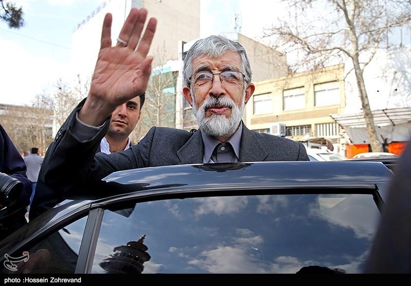 حداد عادل: شعبنا لن یسمح لحکومة اجنبیة التدخل فی شؤونه فیمایخص الانتخابات المقبلة