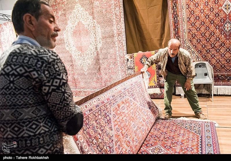 کاهش 30 درصدی صادرات فرش از زنجان