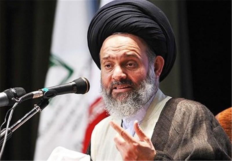 آیتالله حسینیبوشهری: بنای توطئه و آشوب علیه اسلام باید تخریب شود