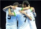 Iran Beats Uzbekistan Futsal Team in Warm-Up Match