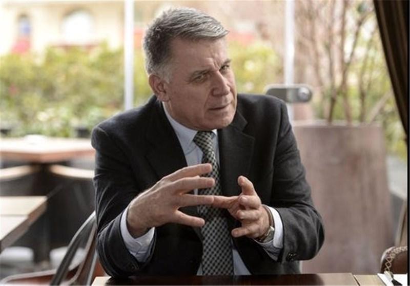 اسماعیل حقی پکین رئیس سابق اطلاعات ستاد ارتش ترکیه