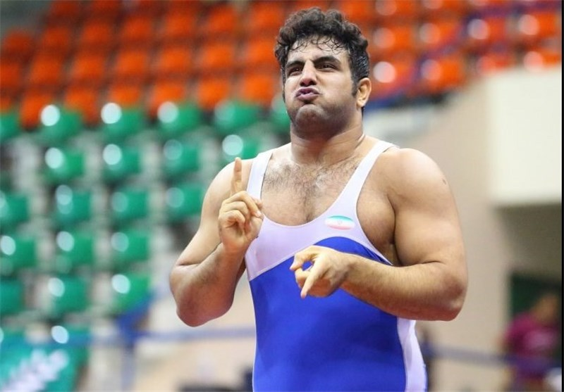 Iran's Greco-Roman Wrestlers Snatch Three Golds at Paris International