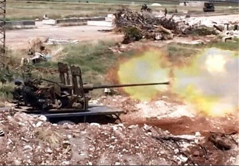 """عملیة نوعیة للمهام الخاصة فی جوبر والجیش السوری یشعل جبهة """"القریتین"""" بریف حمص"""
