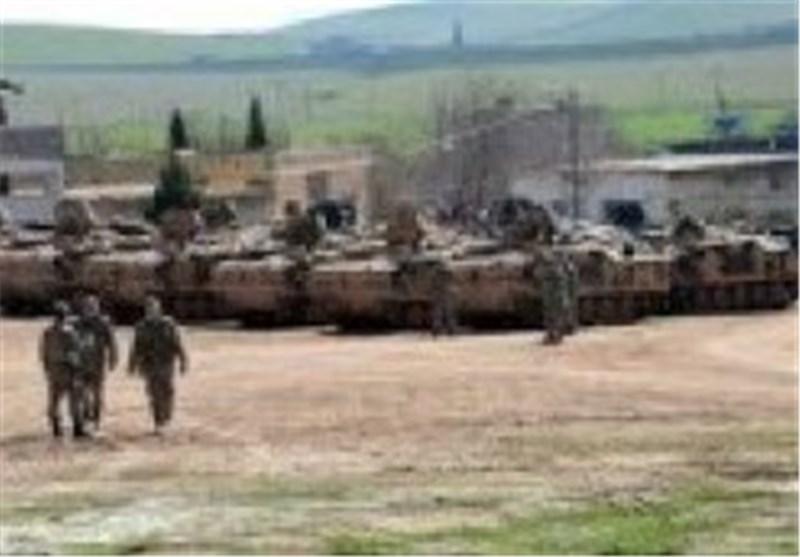 دخول الفی إرهابی من ترکیا الى سوریا ومعهم دبابة