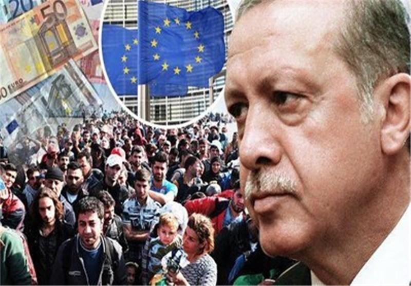 المنظمة الأوروبیة للأمن والمعلومات : ترکیا تهدد الغرب وألمانیا وفرنسا تنصاع للمطالب