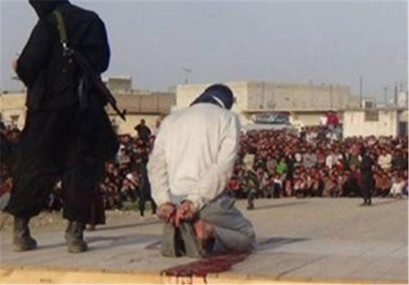 """داعش یعدم """"حلاق الوالی"""" فی الشرقاط"""
