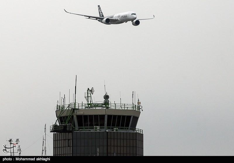 تعطیلی 5 ساعته فرودگاههای استان تهران طی امروز