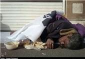 جسد مرگ معتاد کارتن خواب تهران