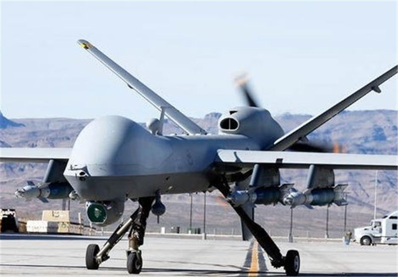 US Air Force Drone Crashes in Southern Afghanistan