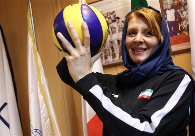 Majda Leban Cicic Appointed as Iran's Women Volleyball Coach