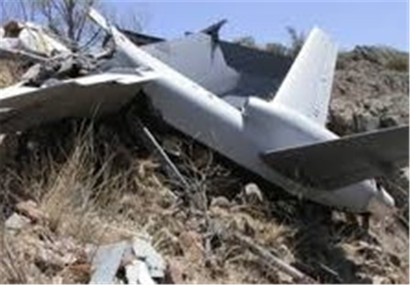 یمن سرنگونی پهپاد جاسوسی ائتلاف متجاوز سعودی