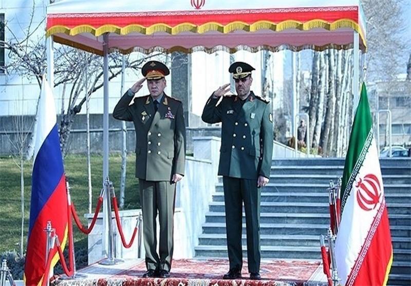 «اسرائیل» قلقة جدًا من تحسن العلاقات العسکریة بین روسیا وایران