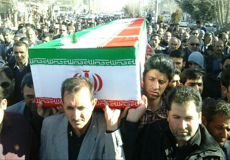 مازندران| پیکر پدر شهیدان علیپور در بابل تشییع شد