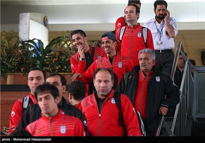 National Futsal Team Returns to Iran after Asian Title