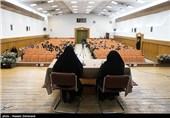الهیان و مافی در دانشگاه تهران غرب مناظره می کنند