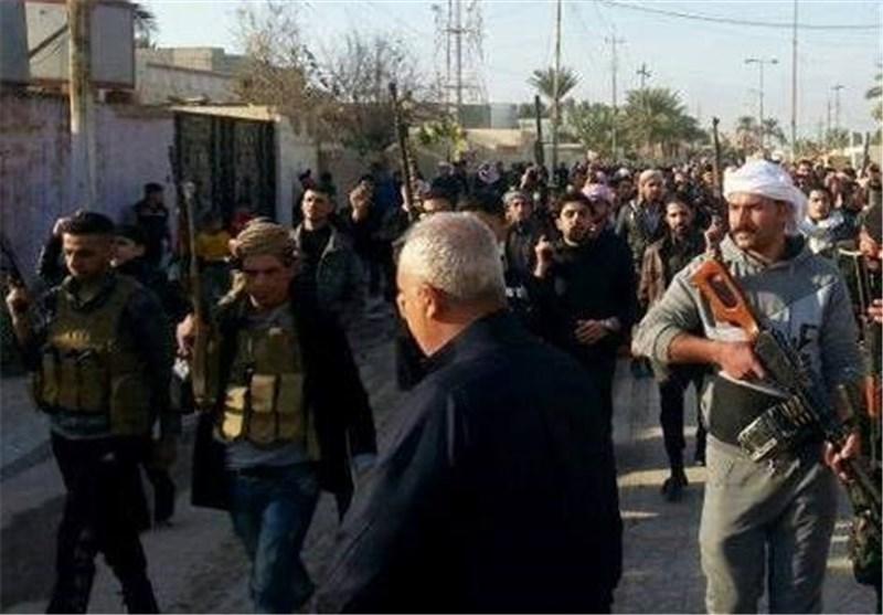 """على خطى الفلوجة.. أهالی هیت یقتلون العشرات من """"داعش"""" فی أنتفاضة عشائریة"""