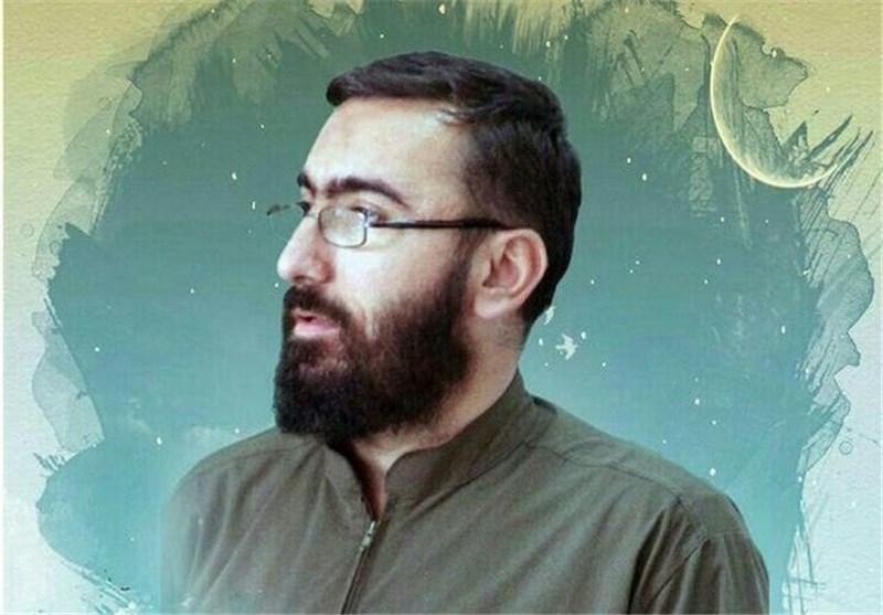 حجت اسدی شهید مدافع حرم