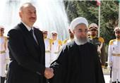 Iran, Azerbaijan Sign 11 MoUs in Tehran