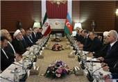 نشست مشترک ایران و آذربایجان