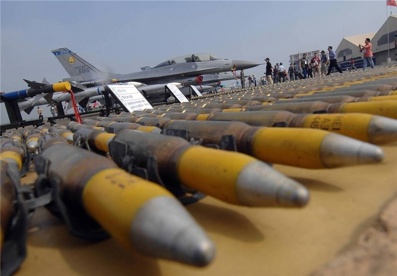 Study Reveals Almost Half of US Arms Exports Went to Middle East in 2013-2017