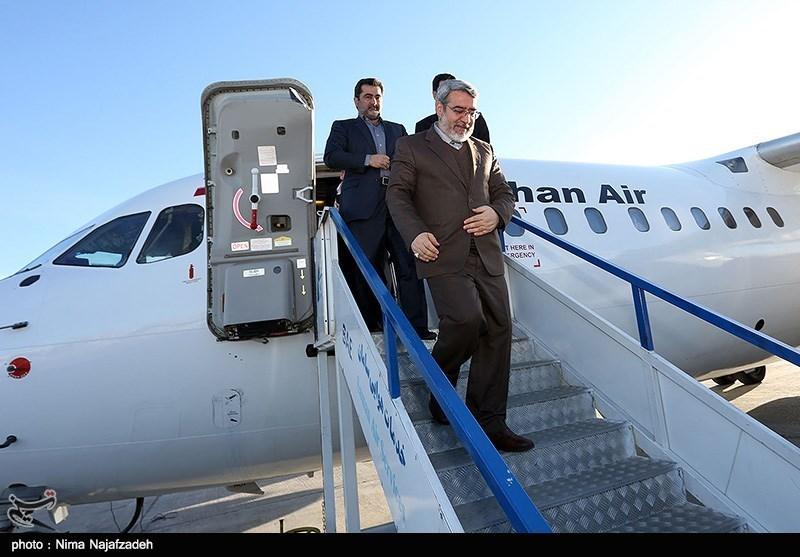 وزیر کشور به کردستان سفر میکند+ برنامهها -  Tasnim