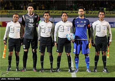 مباراة أصفهان الإیرانی مقابل النصر الاماراتی
