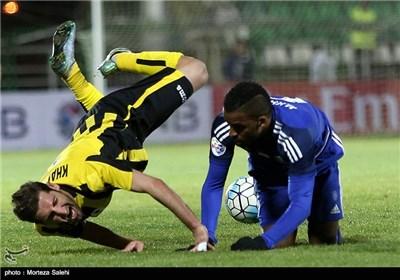 مباراة سباهان أصفهان الإیرانی مقابل النصر الاماراتی