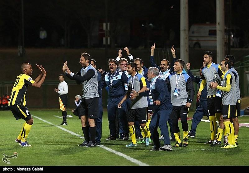 کانال تلگرام تیم سپاهان