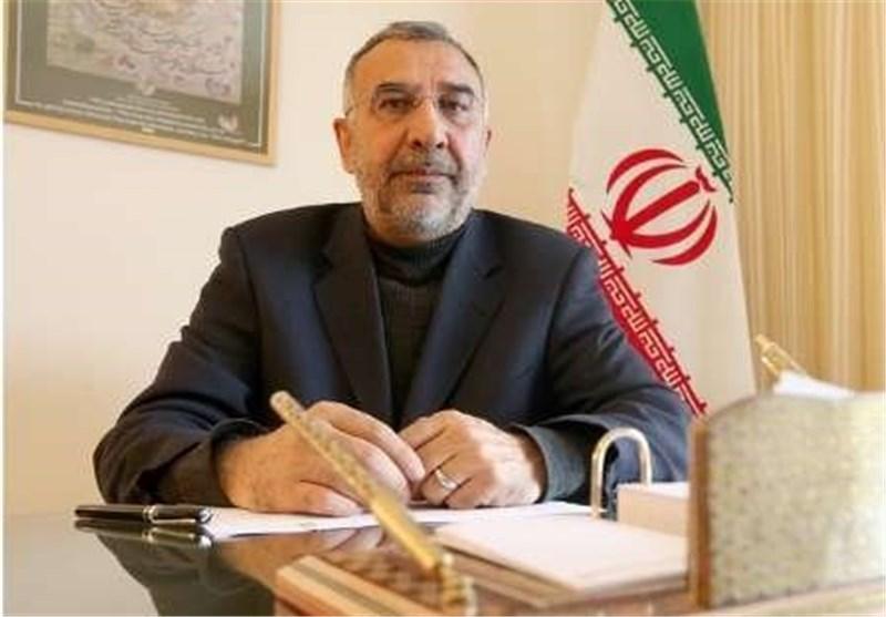 محمد ابراهیم طاهریان فرد سفیر ایران در ترکیه