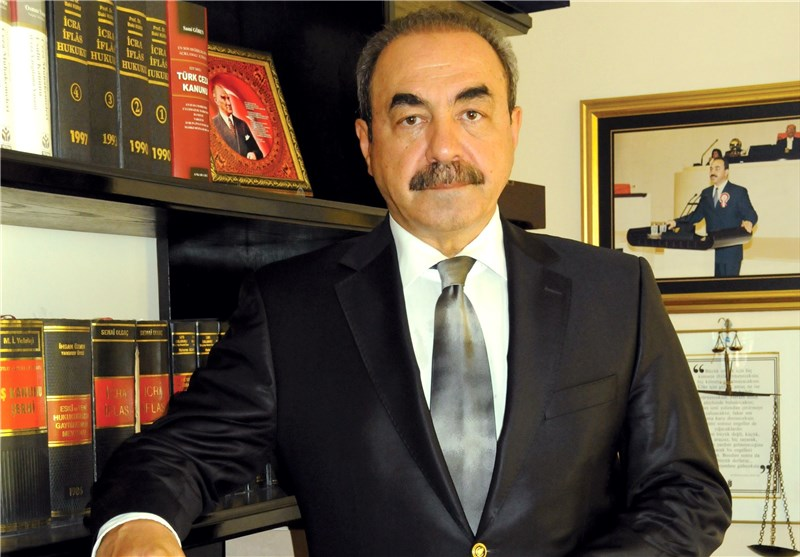 Tayfun İçli تایفون ایچلی وزیر مشاور رئیس جمهور ترکیه