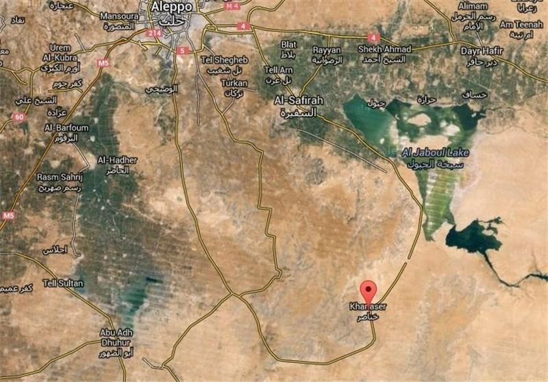الجیش السوری یتقدم بریف اللاذقیة ویواصل طرد داعش من خناصر بالقرب من حلب