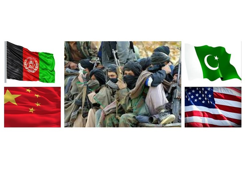 طالبان افغان و گروه چهارجانبه مذاکرات صلح